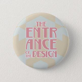 Badges 5.7cm Can batch [Art Deco]