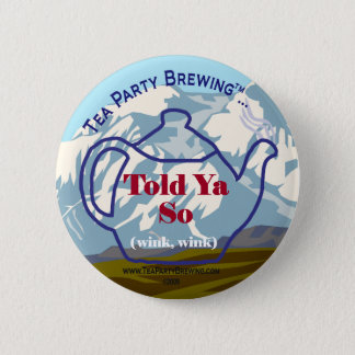 Badges A dit le bouton de Ya ainsi