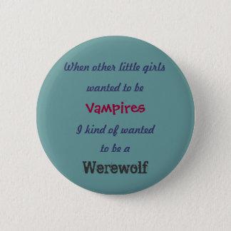 Badges a voulu être, quand d'autres petites filles,