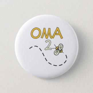 Badges Abeille d'Oma 2
