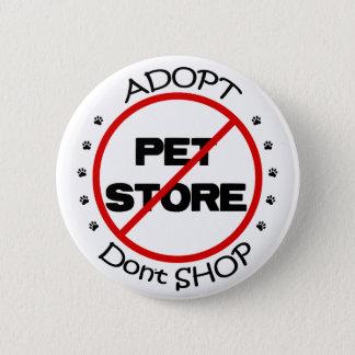 Badges Adopt ne font pas des emplettes bouton