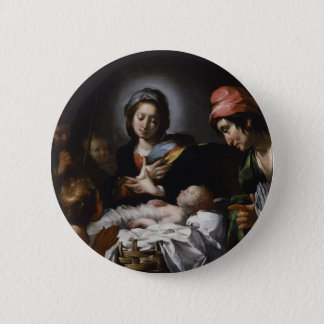 Badges Adoration des bergers, circa 1615