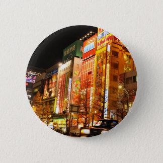 Badges Akihabara (ville électrique) à Tokyo, Japon