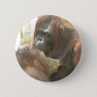 Badges Allaiter d'orang-outan