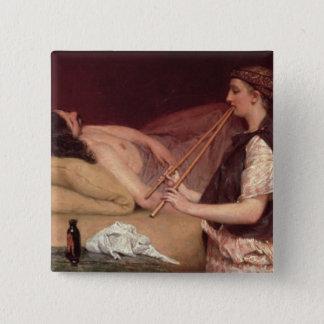 Badges Alma-Tadema | la sièste, 1868