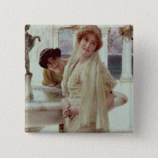 Badges Alma-Tadema | une divergence de vues