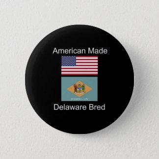 """Badges """"Américain soutenu. Le Delaware a multiplié la"""""""