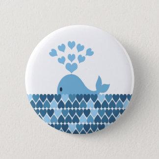 Badges Amour de baleine
