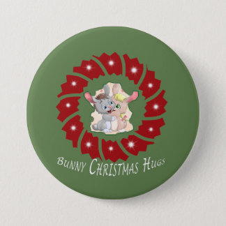 Badges Amour de lapin
