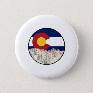 Badges Amour de montagne rocheuse