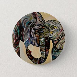Badges Amour d'éléphant