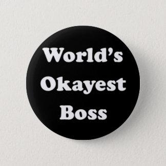 Badges Amusement drôle de cadeau humoristique de travail