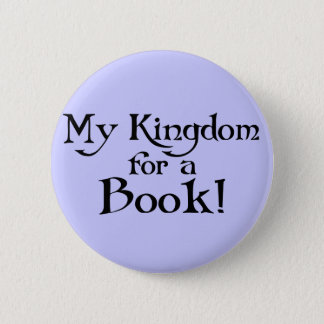 Badges Amusement Shakespeare mon royaume pour un T-shirt