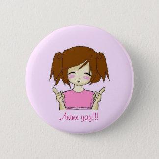 Badges Anime yay ! ! bouton