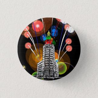 Badges Année de ville de la Reine nouvelle