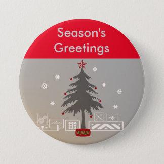 Badges Arbre de Noël