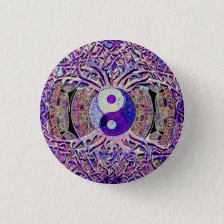 Badges Arbre de regard impressionnant de Yin Yang