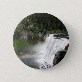 Badges Arc-en-ciel de cascade