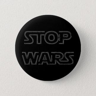 Badges Arrêtez les guerres