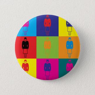 Badges Art de bruit de vol