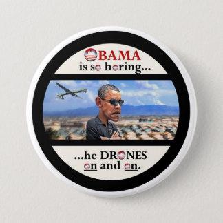 Badges Assassin de bourdon d'Anti-Obama
