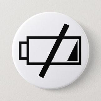 Badges Aucune énergie