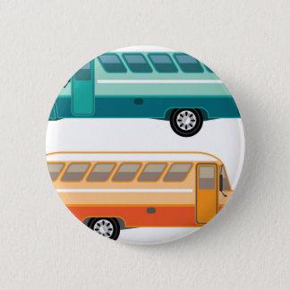 Badges Autobus vintage
