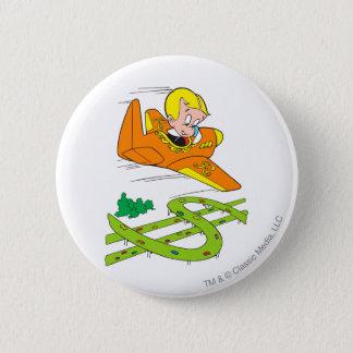 Badges Avion riche de vol de Richie - couleur