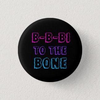 Badges B-B-Bi à l'insigne d'os