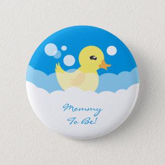 Badges Baby shower mignon en caoutchouc de garçon mignon