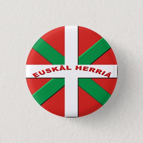 Badges bagde drapeau pays basque