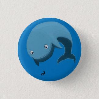 Badges Baleine et loutre