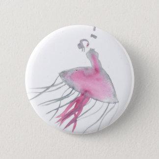 Badges Ballerine de méduses - angélique officinale
