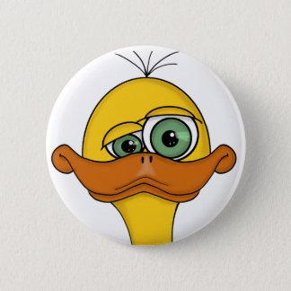 Badges Bande dessinée impaire drôle de canard