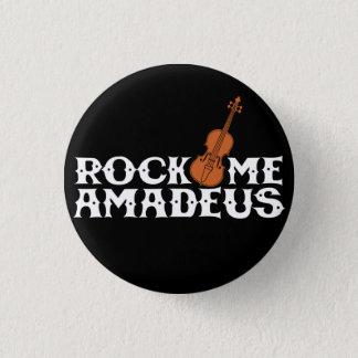 Badges Basculez-moi bouton classique de talent de musique