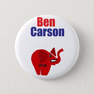 Badges Ben Carson pour le Président Design