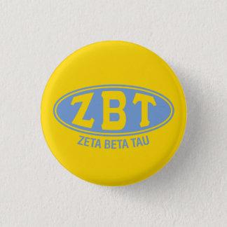 Badges Bêta cru de Tau | de Zeta