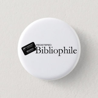 Badges Bibliophile enregistré