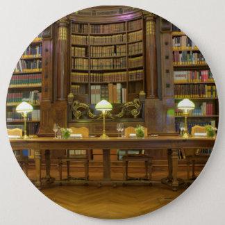 Badges Bibliothèque historique antique