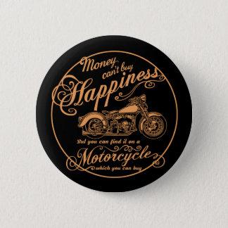 Badges Bonheur - moto