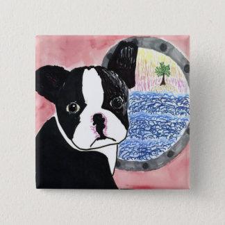 Badges Boston Terrier