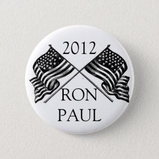BADGES BOUTON 2012 DE RON PAUL