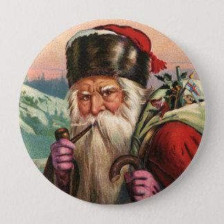 Badges Bouton alpin de Père Noël