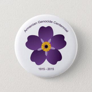 Badges Bouton arménien de Centennial de génocide