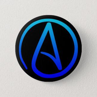 Badges Bouton athée de symbole