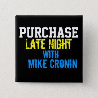 Badges Bouton carré de fin de nuit d'achat