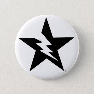 Badges bouton cassé d'étoile