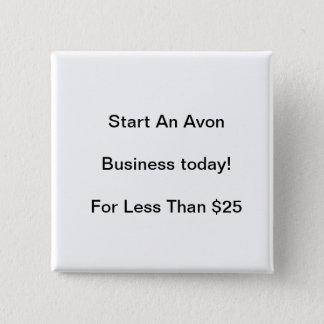 Badges Bouton d'Avon