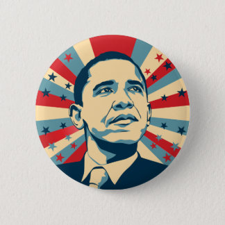 Badges Bouton de Barack Obama Pinback