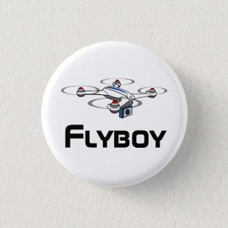 Badges bouton de bourdon de quadcopter de flyboy